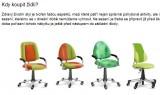 Bude tato dětská židle ta správná ?