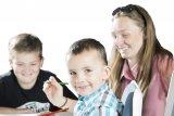 Rastúca stolička a rastúci stôl - základ detskej izby